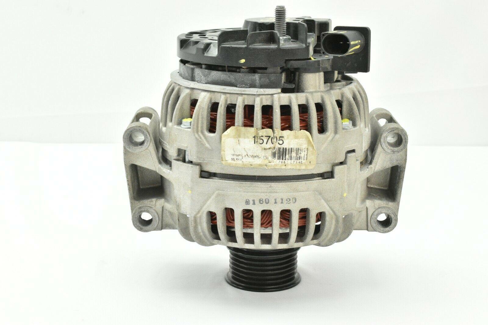 03-06 Mercedes W211 E320 E500 Power Steering Cooling Radiator Line OEM #2